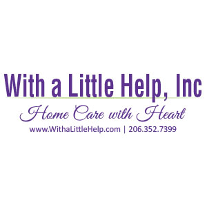 With a Little Help, Inc. Logo